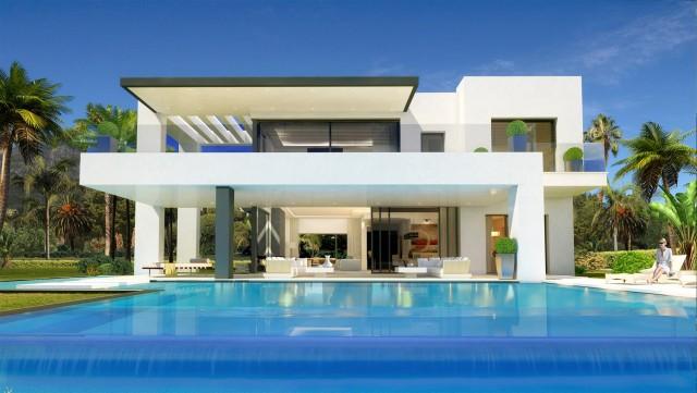 Modern Style Luxury Villas Marbella Golden Mile Villa 1 (4) (Large)