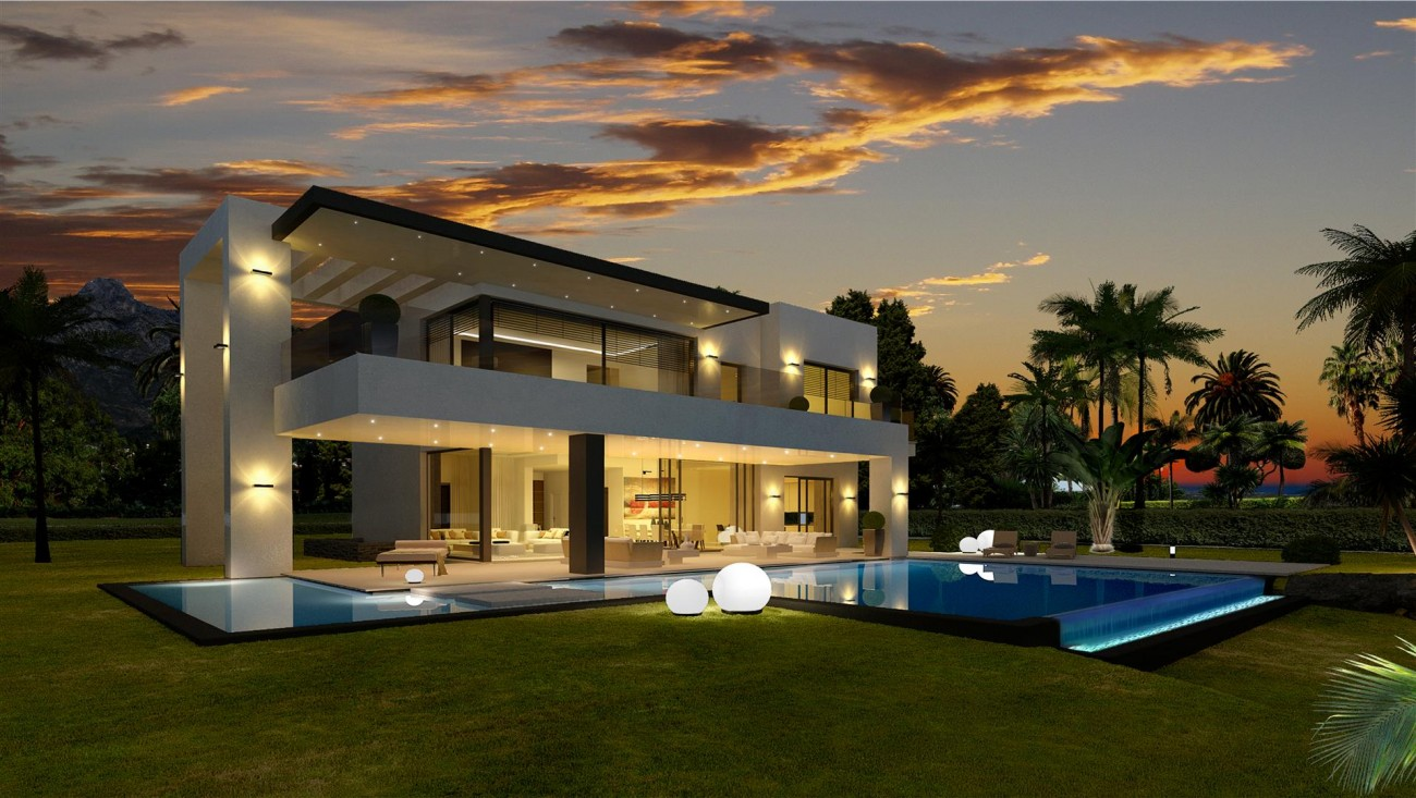Modern Style Luxury Villas Marbella Golden Mile Villa 1 (16) (Large)