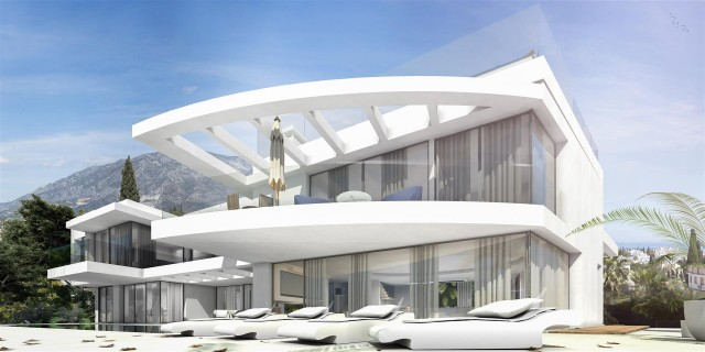 Ultra Modern Villa for sale in Marbella Spain (7)