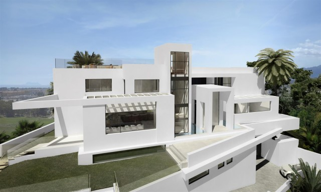 Ultra Modern Villa for sale in Marbella Spain (9)