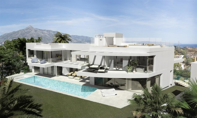 Ultra Modern Villa for sale in Marbella Spain (10)