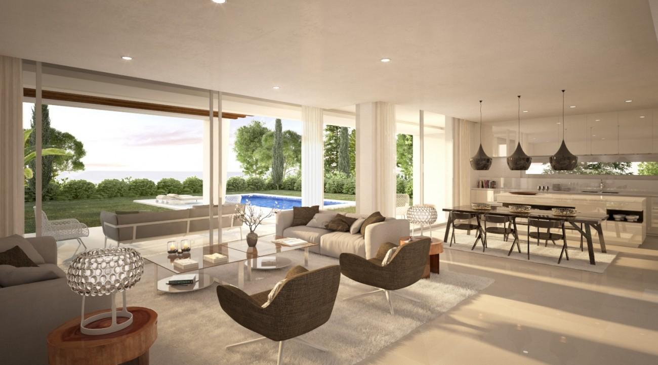 D5656 Luxury villas close to golf Marbella (2)