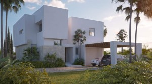D5656 Luxury villas close to golf Marbella (7)