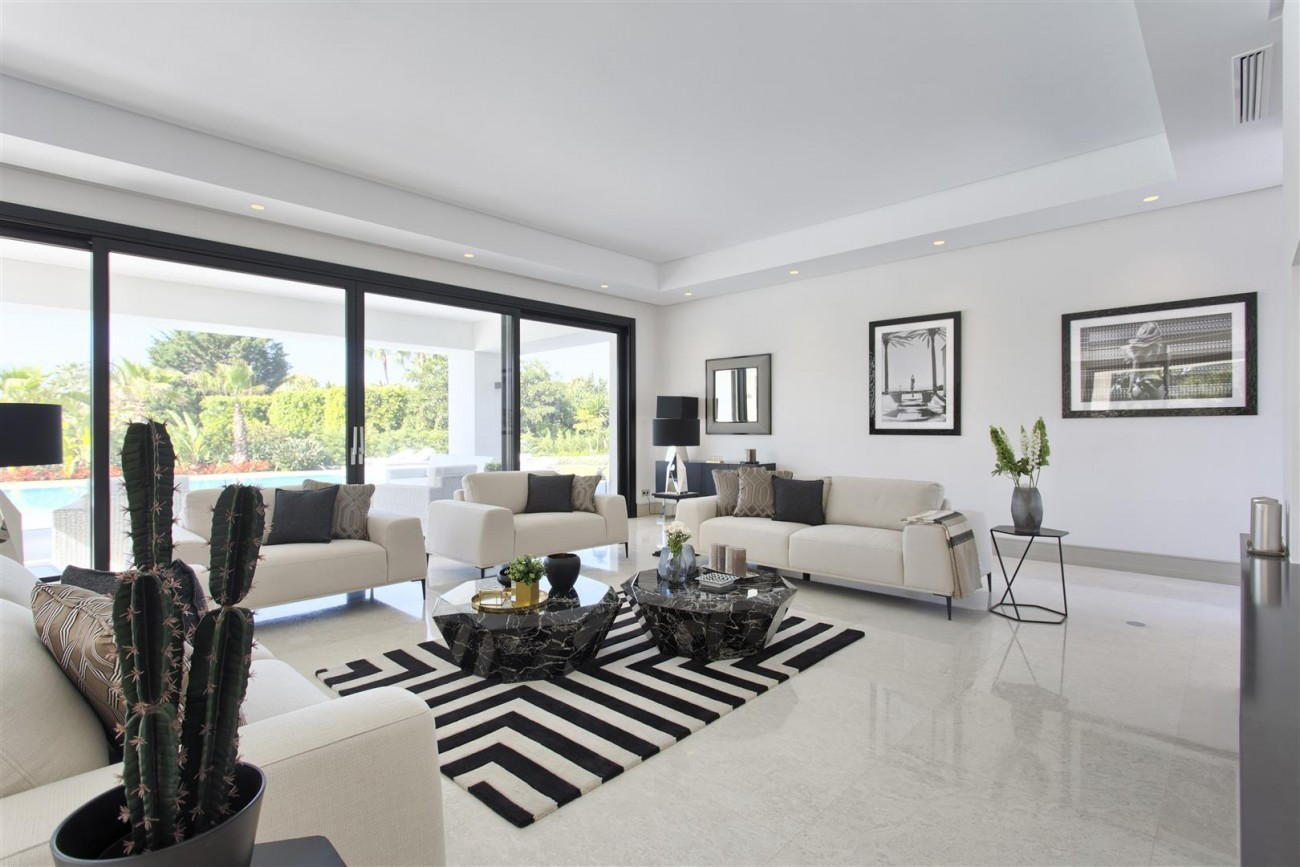 Luxury Contemporary villa for sale Close to Puerto Banus (4) (Large)