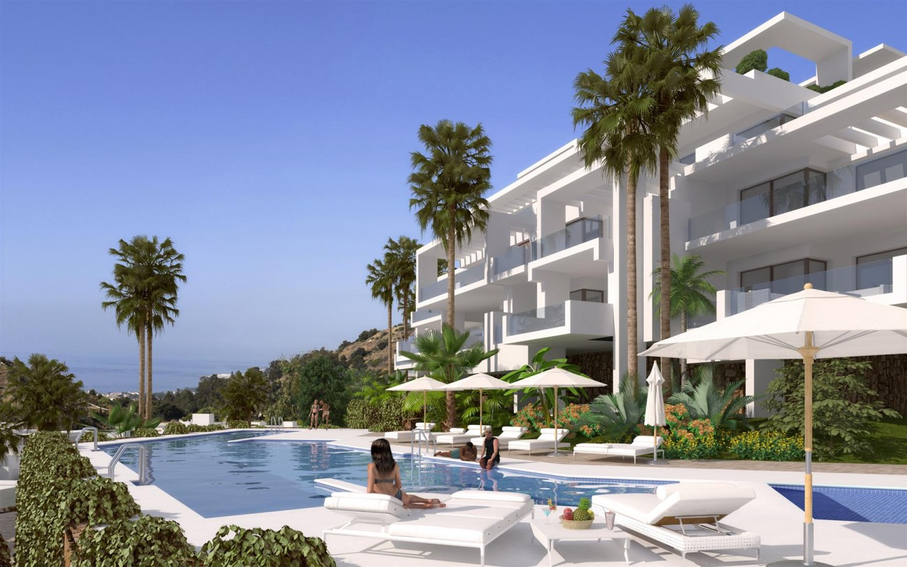 Contemporary Style Apartments for sale close to Marbella Spain (2) (Large)