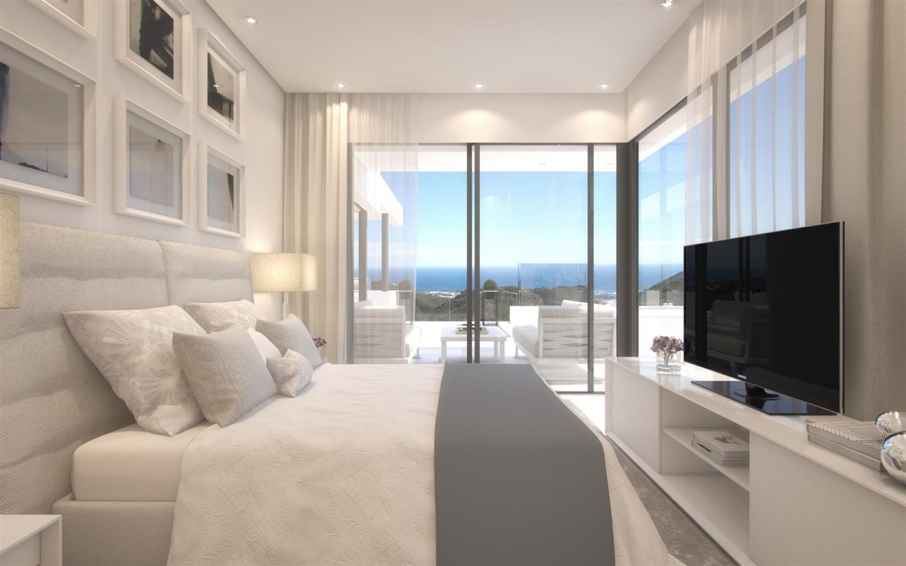 Contemporary Style Apartments for sale close to Marbella Spain (4) (Large)