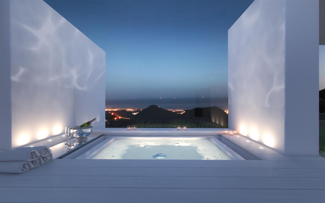Contemporary Style Apartments for sale close to Marbella Spain (13) (Large)