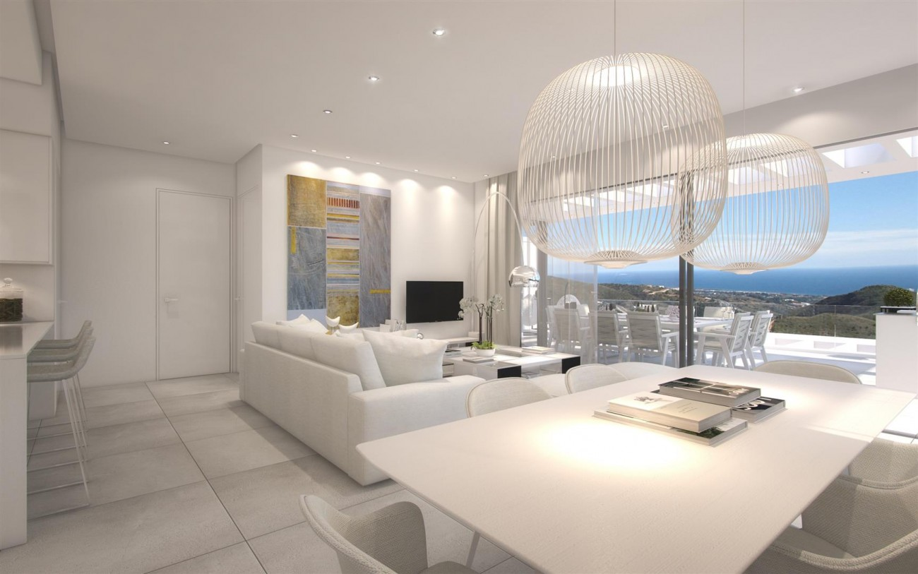 Contemporary Style Apartments for sale close to Marbella Spain (8) (Large)