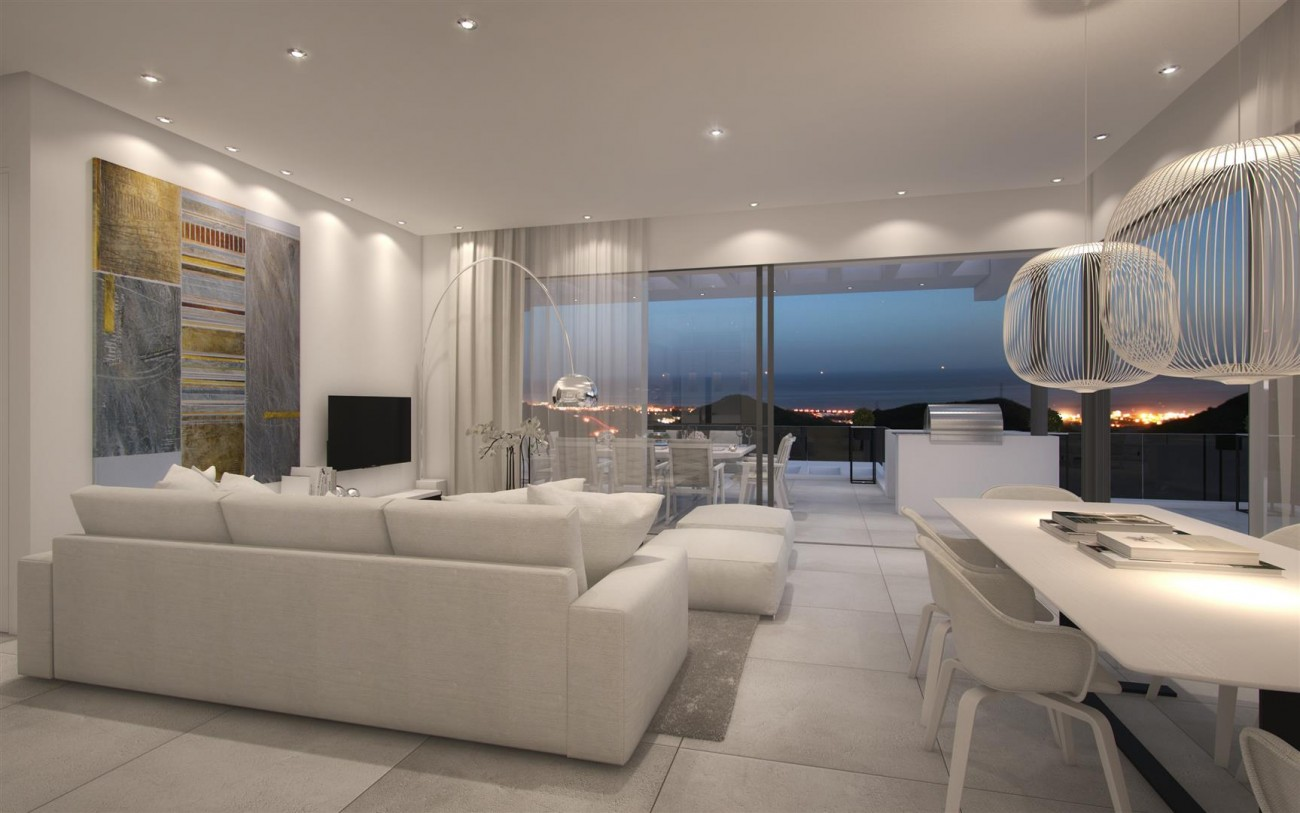 Contemporary Style Apartments for sale close to Marbella Spain (10) (Large)