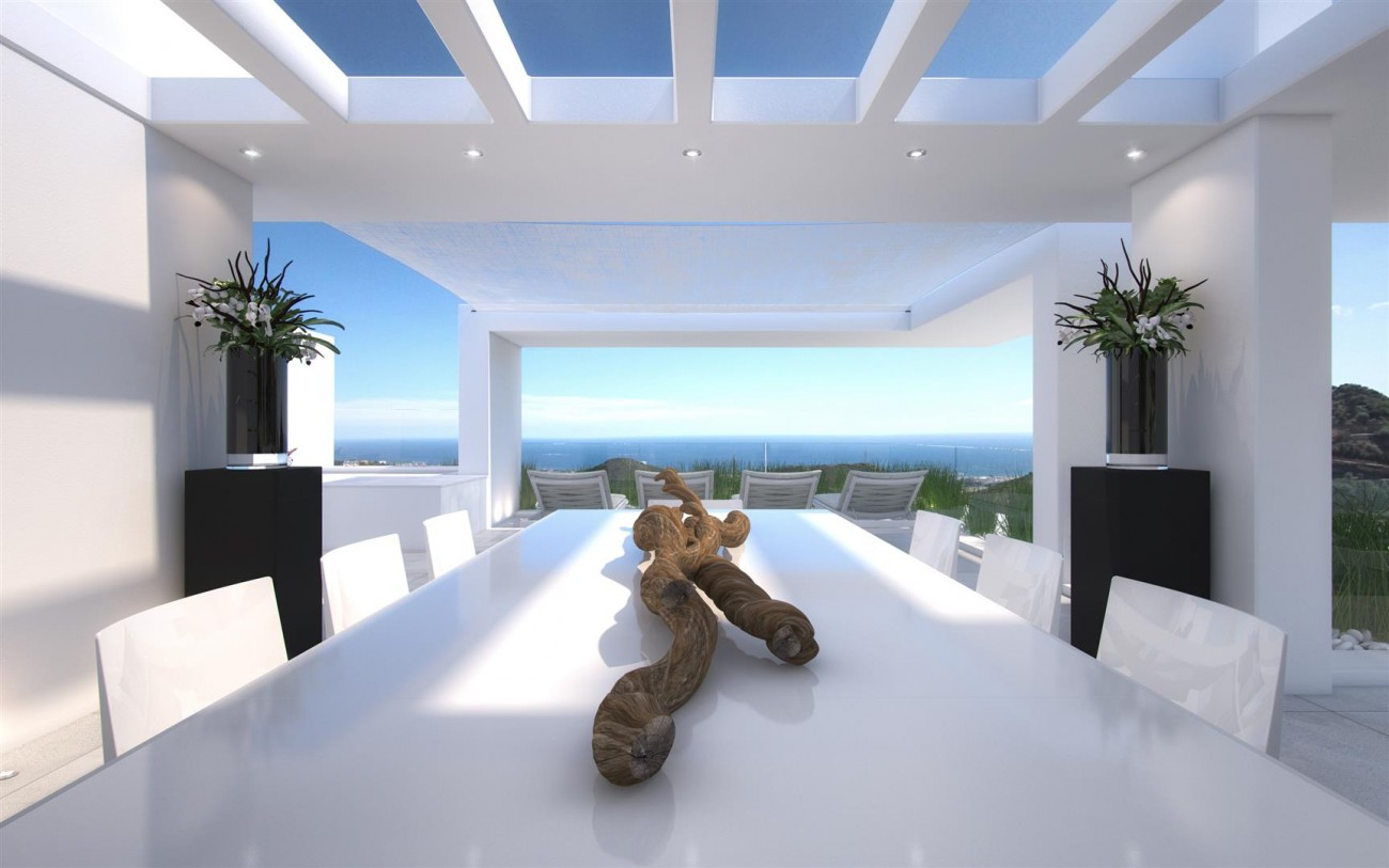 Contemporary Style Apartments for sale close to Marbella Spain (11) (Large)