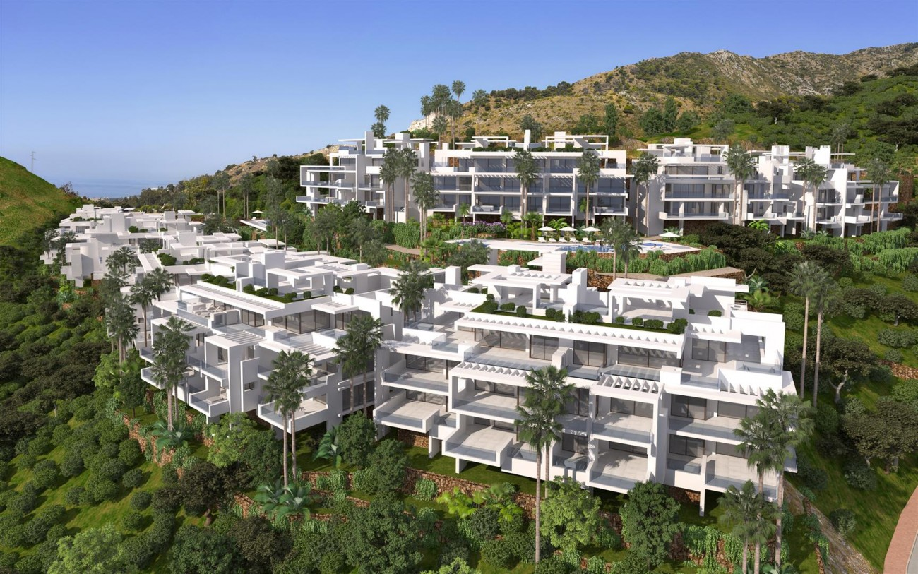 Contemporary Style Apartments for sale close to Marbella Spain (1) (Large)