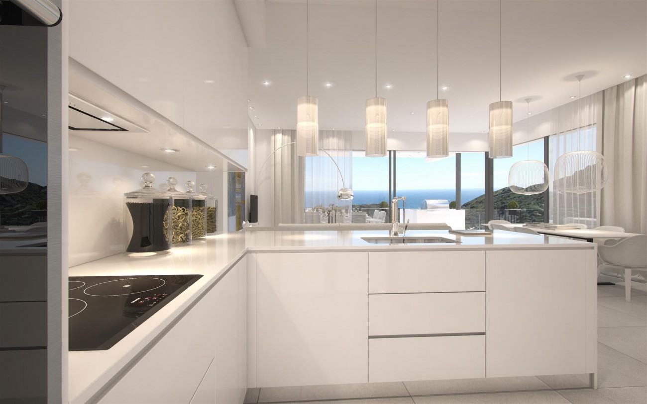 Contemporary Style Apartments for sale close to Marbella Spain (6) (Large)