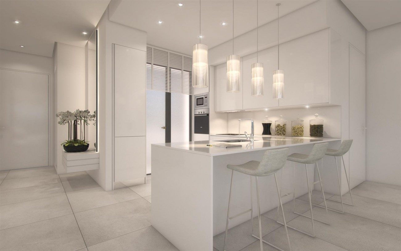 Contemporary Style Apartments for sale close to Marbella Spain (7) (Large)