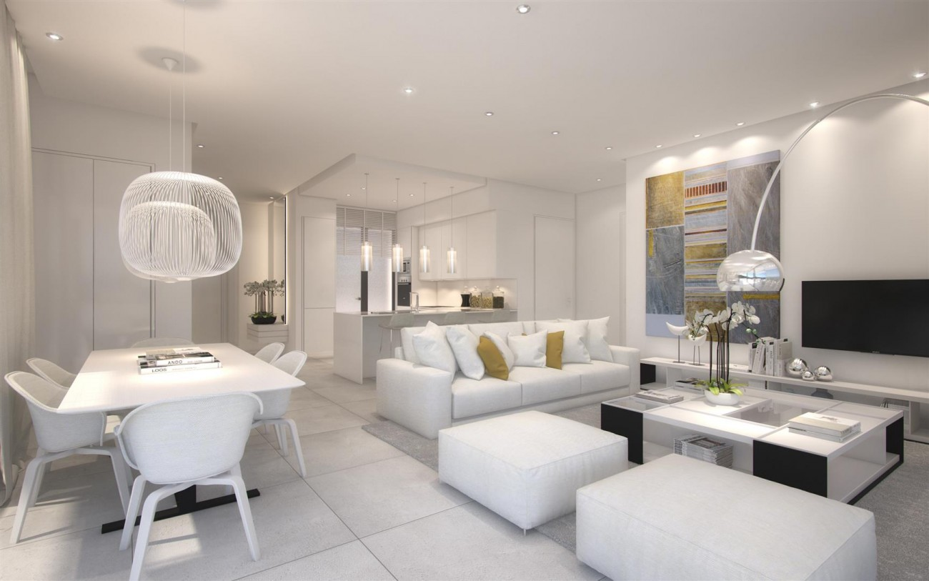 Contemporary Style Apartments for sale close to Marbella Spain (9) (Large)
