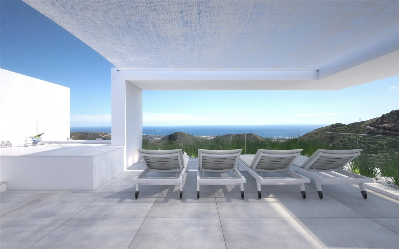 Contemporary Style Apartments for sale close to Marbella Spain (12) (Large)