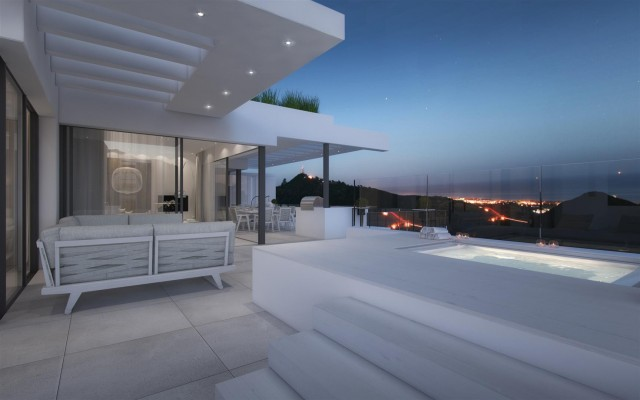 Penthouse for Sale - 775.000€ - Ojén, Costa del Sol - Ref: 5673