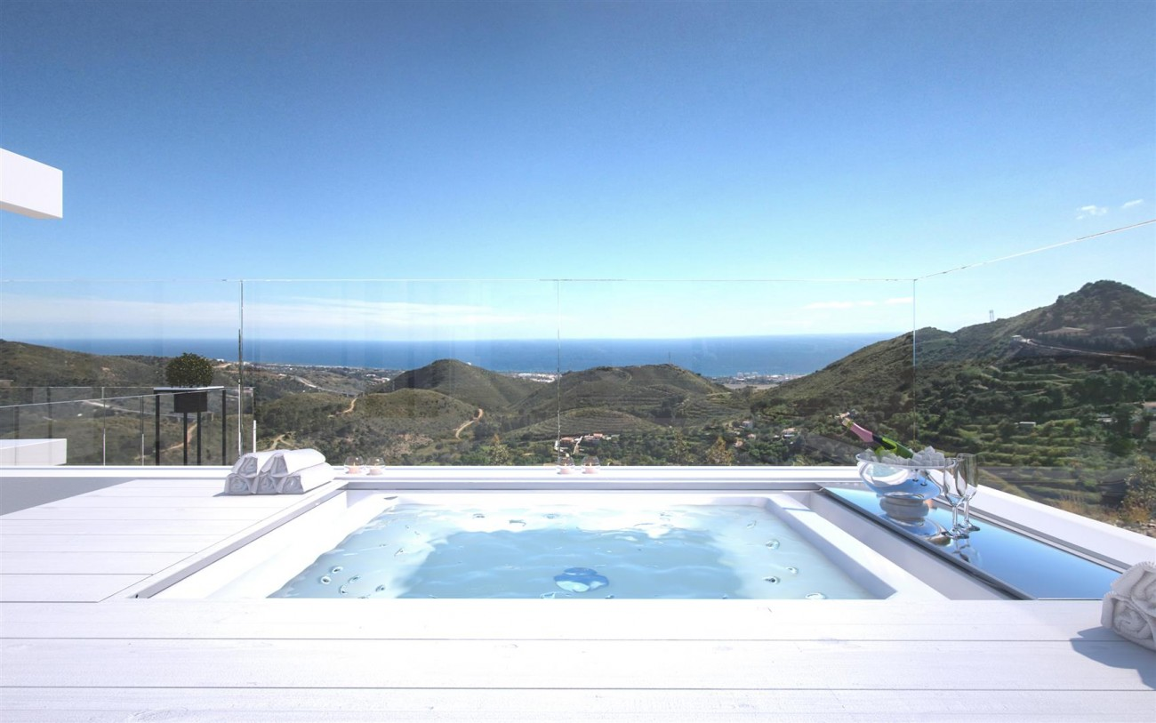 Contemporary Style Apartments for sale close to Marbella Spain (15) (Large)