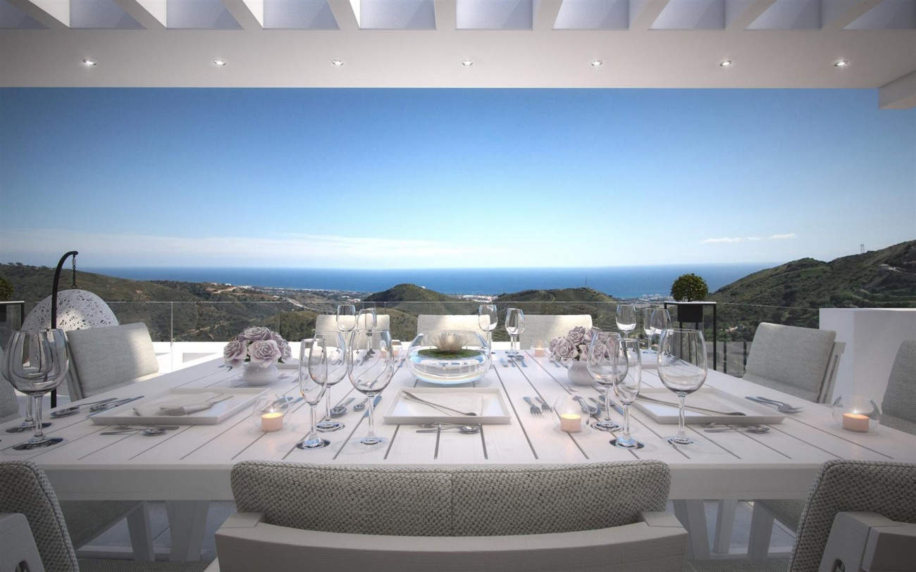 Contemporary Style Apartments for sale close to Marbella Spain (16) (Large)