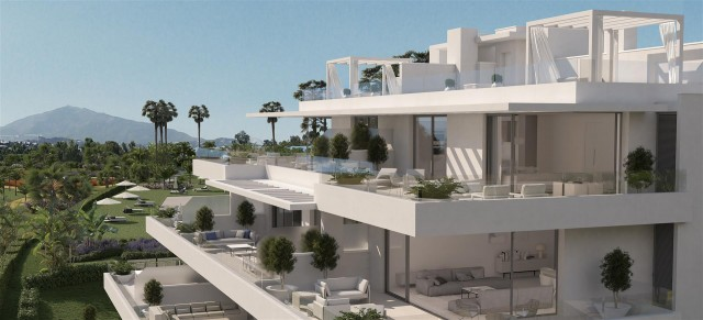 New Development for Sale - from 390.000€ - Estepona, Costa del Sol - Ref: 5680