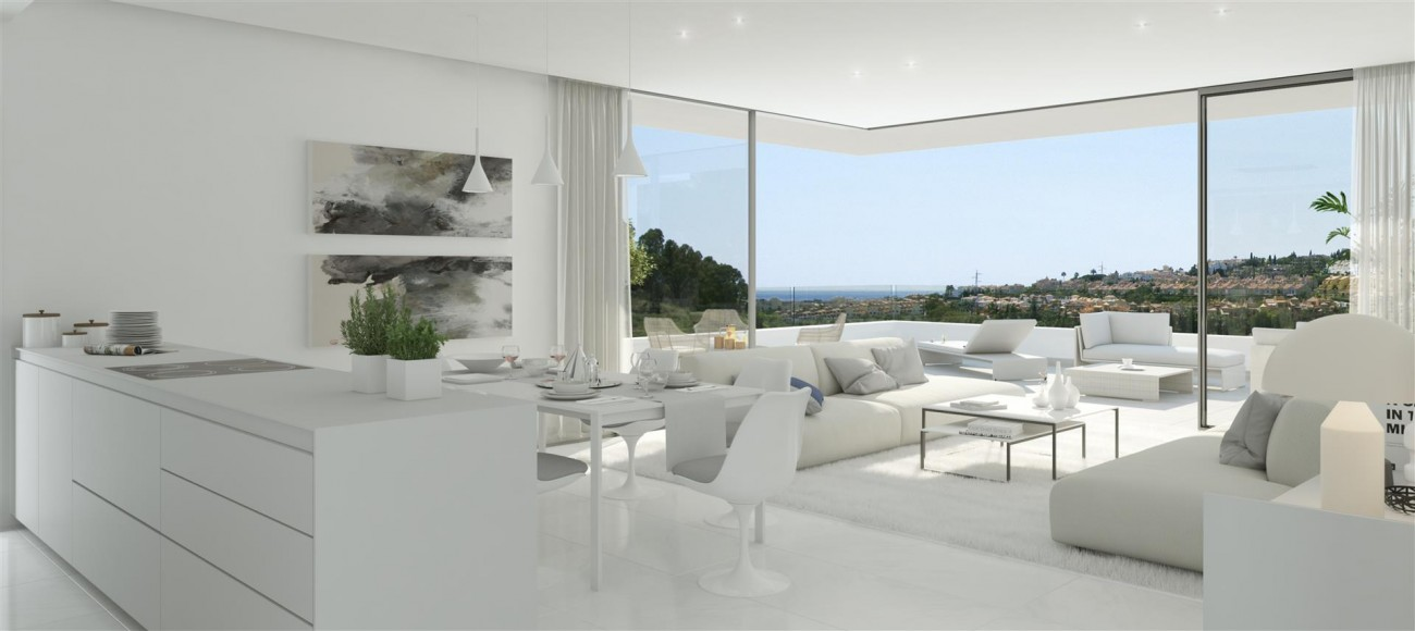 New Modern Development in East Estepona Spain (6) (Large)