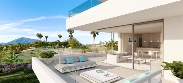 New Development for Sale - from 475.000€ - Estepona, Costa del Sol - Ref: 5681
