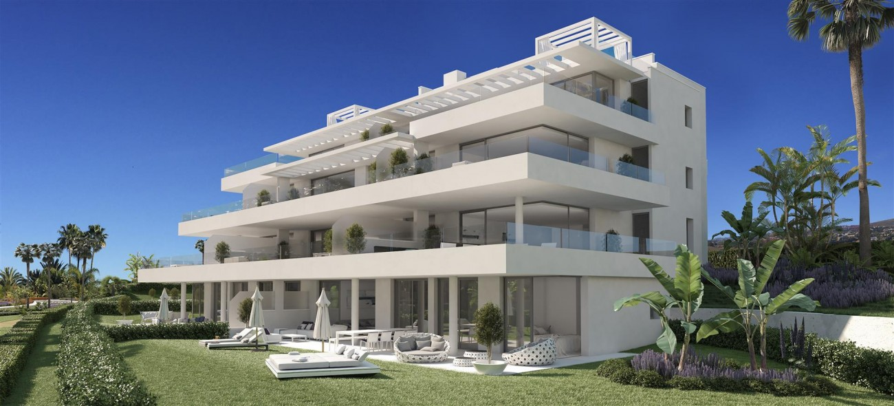New Modern Development in East Estepona Spain (5) (Large)