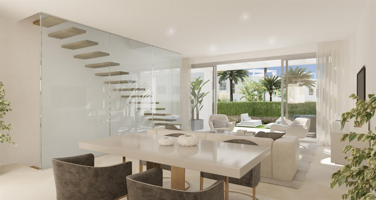 Luxury New Townhouses in Mijas Costa (5) (Large)