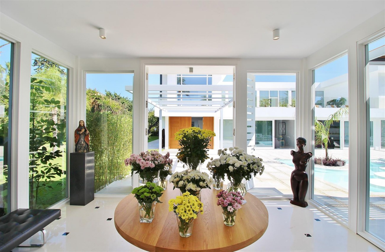 Modern Villa Guadalmina for sale Marbella Spain (16) (Large)