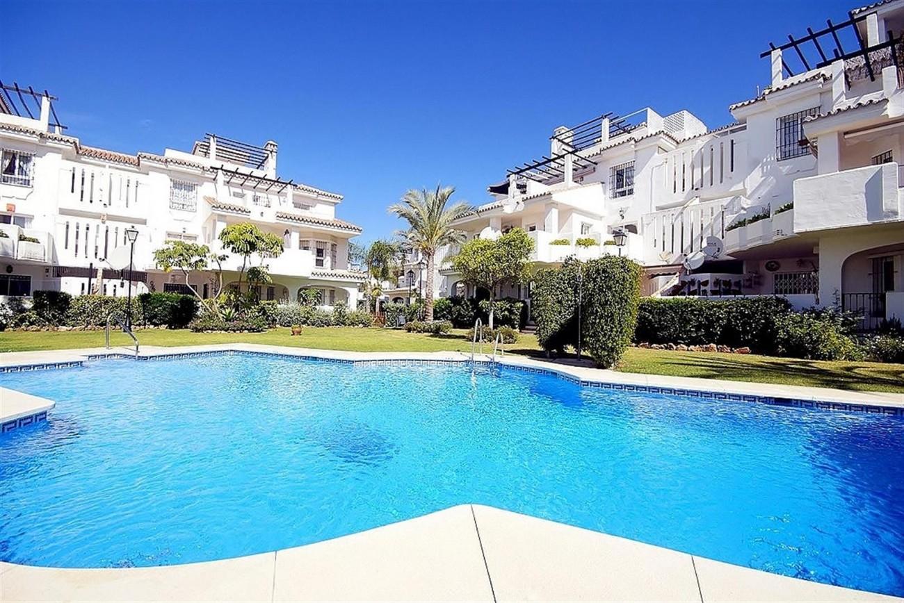 Nice apartment for rent Nueva Andalucia