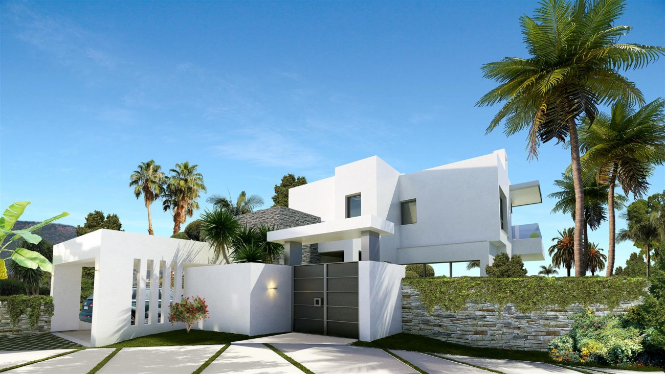 New Development Modern Villas Marbella Golden Mile Spain (1) (Large)
