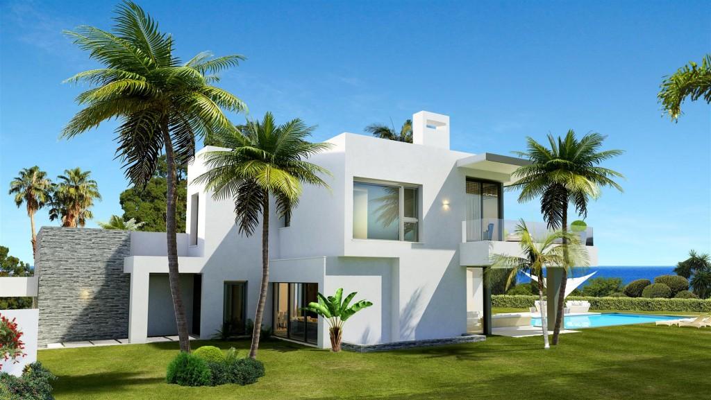 New Development Modern Villas Marbella Golden Mile Spain (2) (Large)