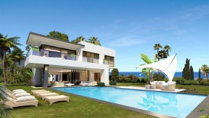 New Development Modern Villas Marbella Golden Mile Spain (3) (Large)