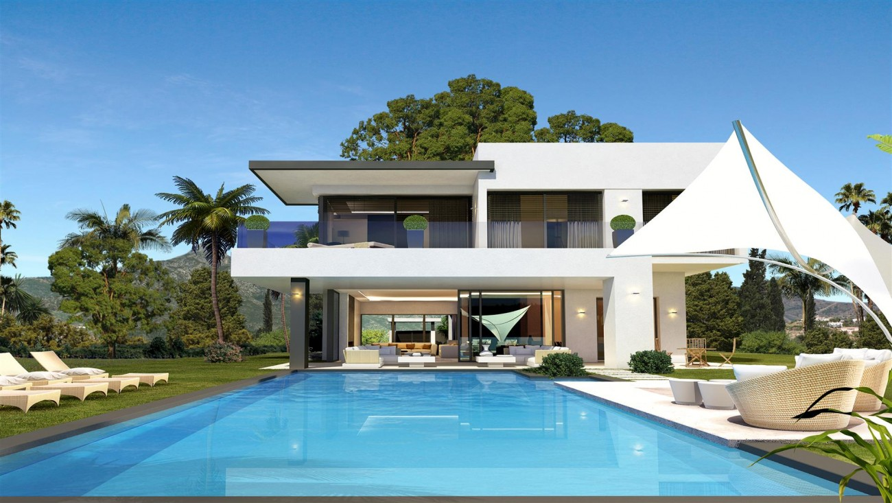 New Development Modern Villas Marbella Golden Mile Spain (4) (Large)