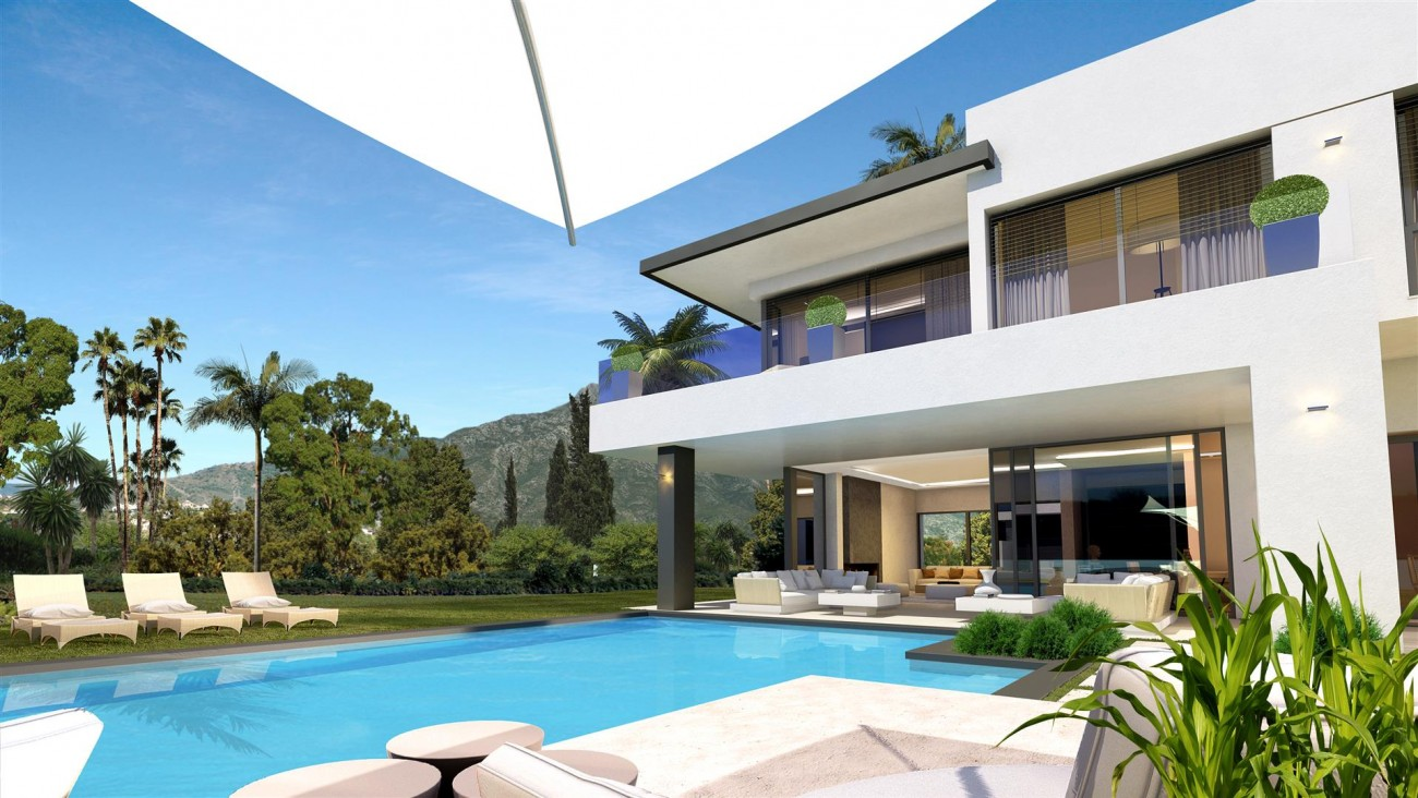 New Development Modern Villas Marbella Golden Mile Spain (5) (Large)