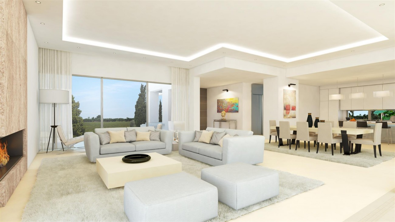 New Development Modern Villas Marbella Golden Mile Spain (6) (Large)