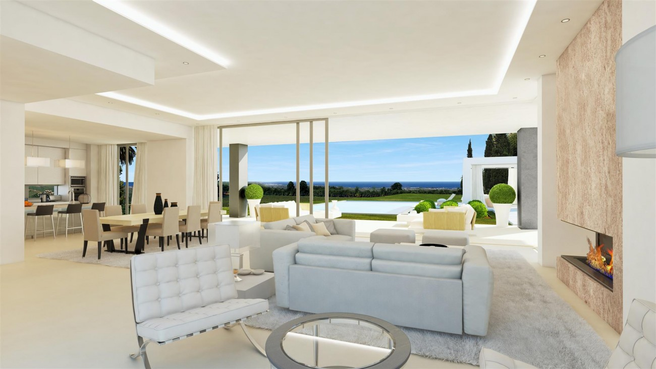 New Development Modern Villas Marbella Golden Mile Spain (7) (Large)