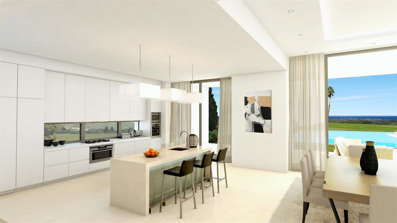 New Development Modern Villas Marbella Golden Mile Spain (8) (Large)