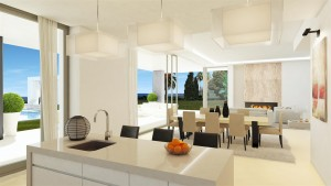 New Development Modern Villas Marbella Golden Mile Spain (9) (Large)