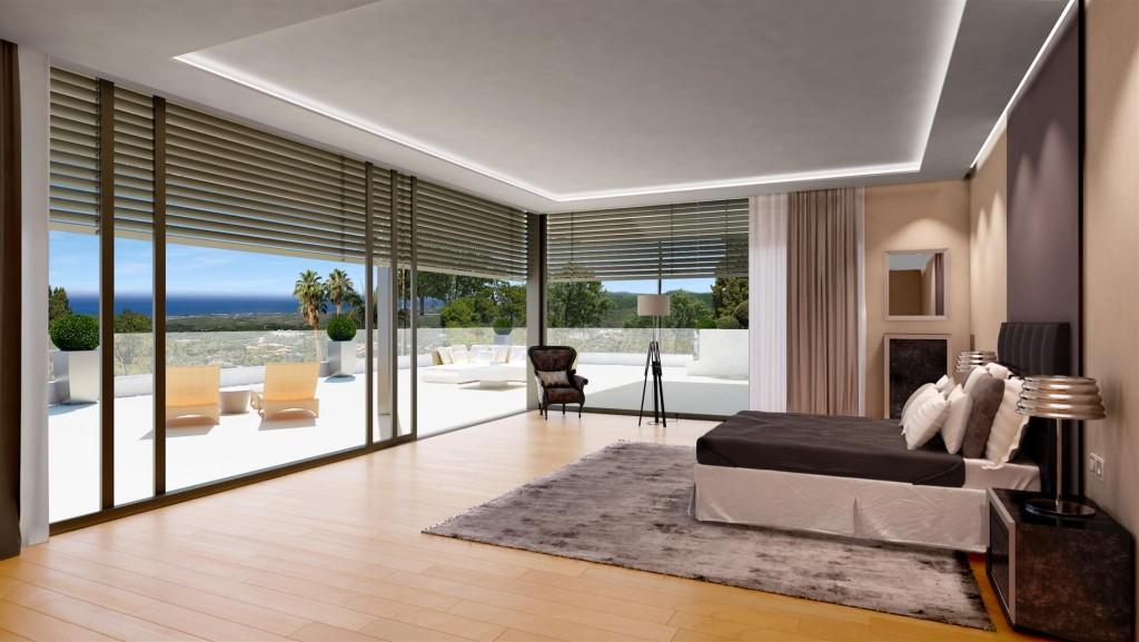 New Development Modern Villas Marbella Golden Mile Spain (11) (Large)