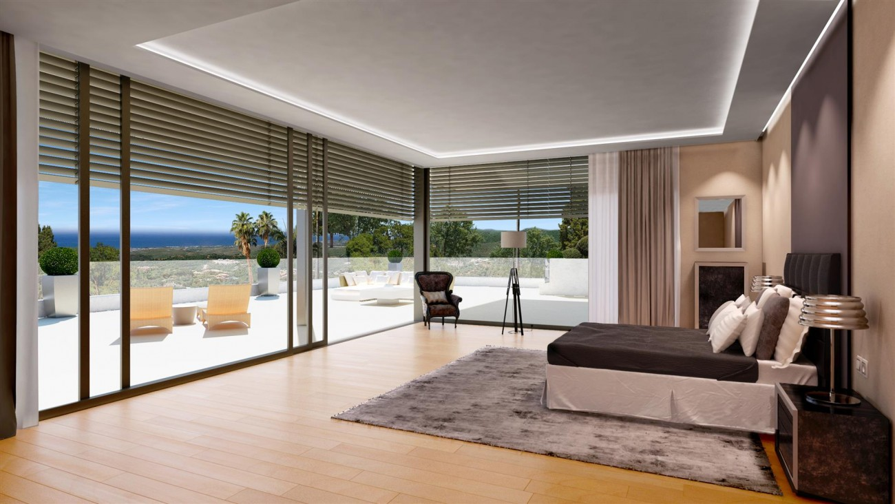 New Development Modern Villas Marbella Golden Mile Spain (11) (Large)