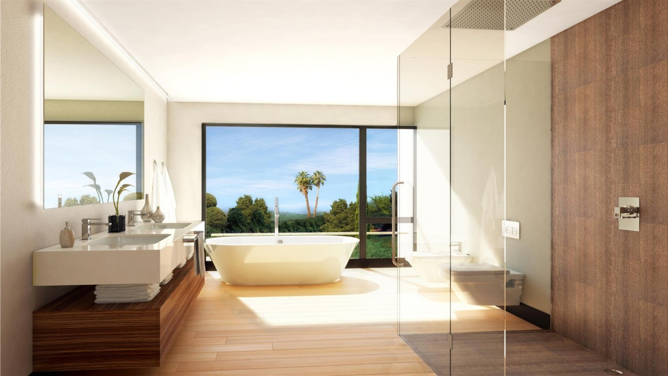 New Development Modern Villas Marbella Golden Mile Spain (12) (Large)