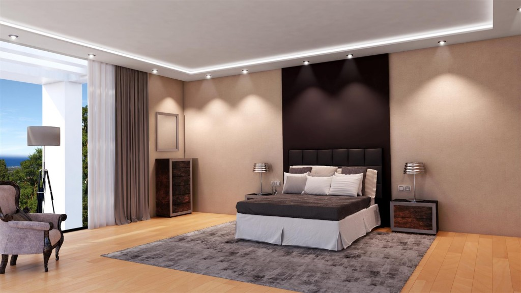 New Development Modern Villas Marbella Golden Mile Spain (14) (Large)