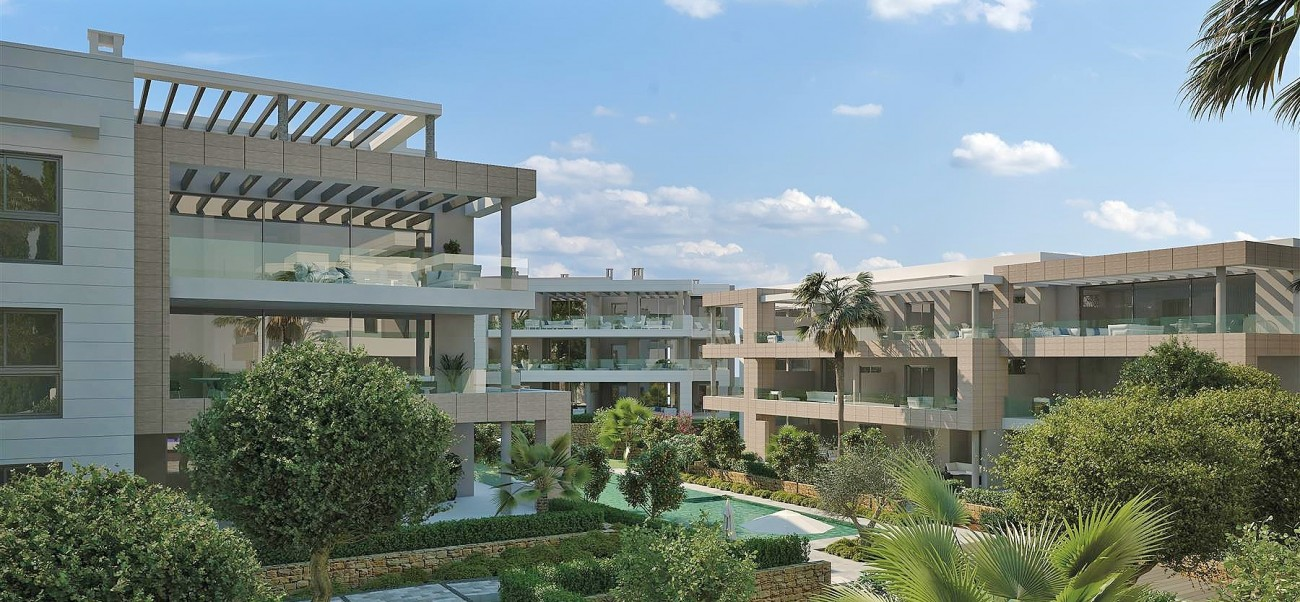 Modern Style New Development Estepona Malaga Spain (1)