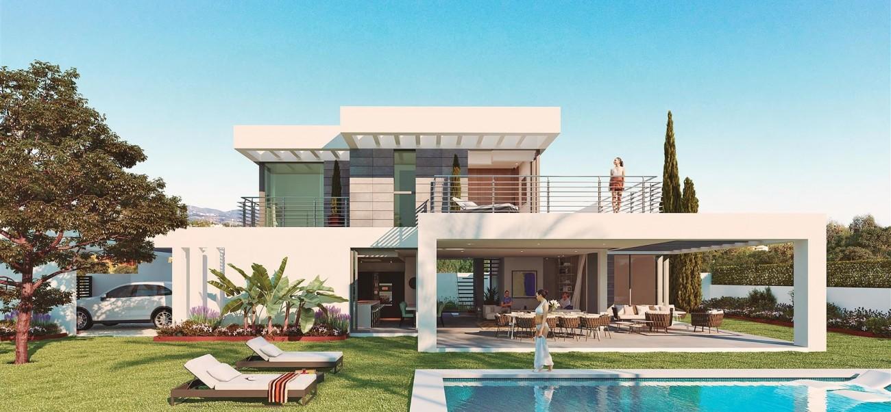 Modern style Villas close to Puerto Banus Marbella Estepona (1)