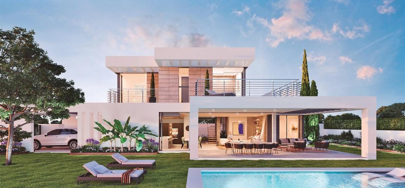 Modern style Villas close to Puerto Banus Marbella Estepona (2)