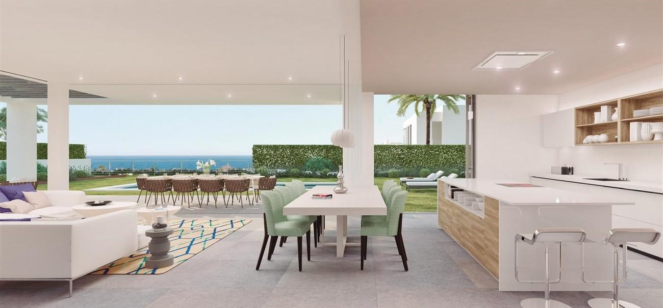 Modern style Villas close to Puerto Banus Marbella Estepona (3)