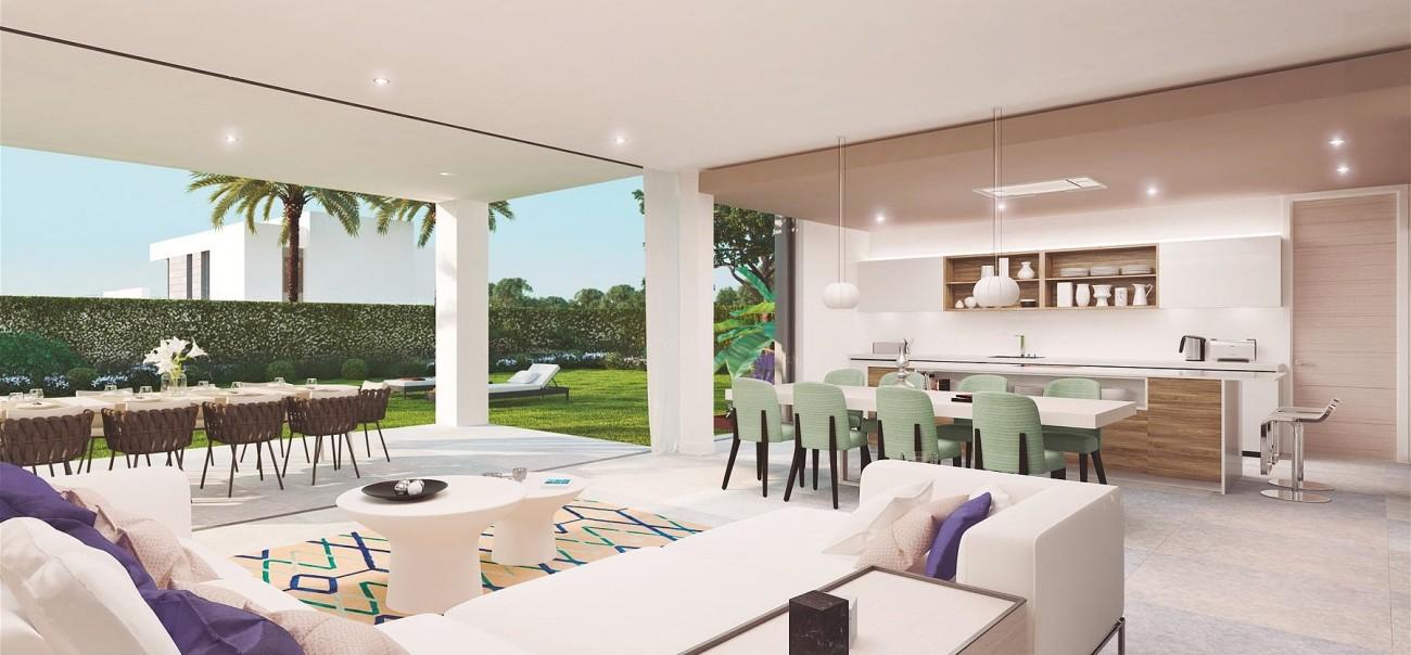 Modern style Villas close to Puerto Banus Marbella Estepona (4)