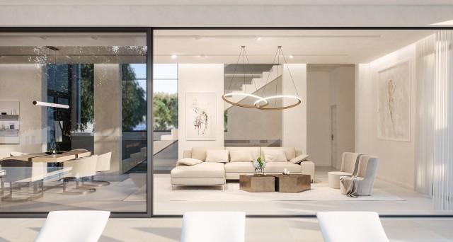 Modern Style Villas for sale in Estepona Malaga Spain (1)