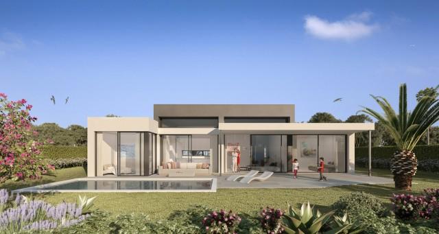 Modern Style Villas for sale in Estepona Malaga Spain (5)