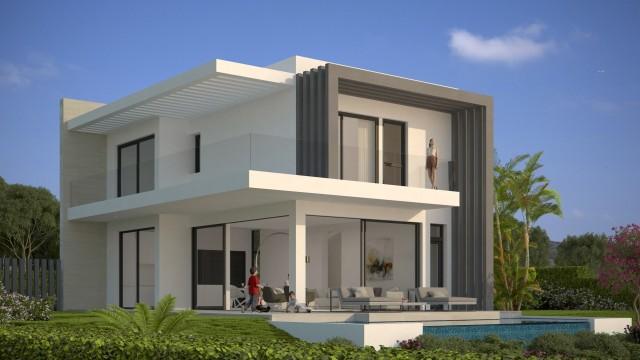 Modern Style Villas for sale in Estepona Malaga Spain (7)